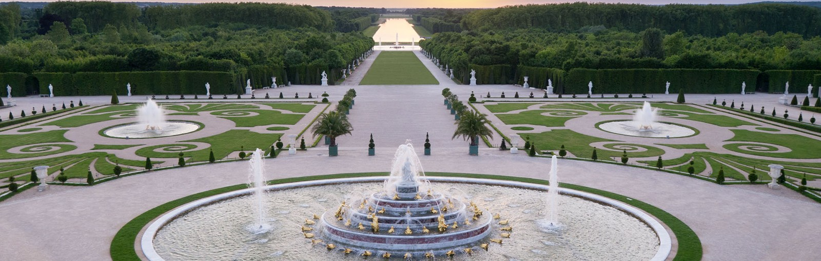 Tours 凡尔赛 - 半日游 - 从巴黎出发的一日游