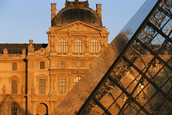 巴黎和卢浮宫一日游 - 巴黎市区游 - 巴黎游
