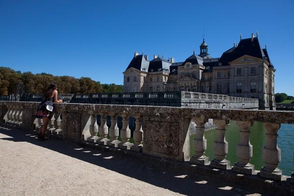 子爵城堡 - 半日游 - 从巴黎出发的一日游