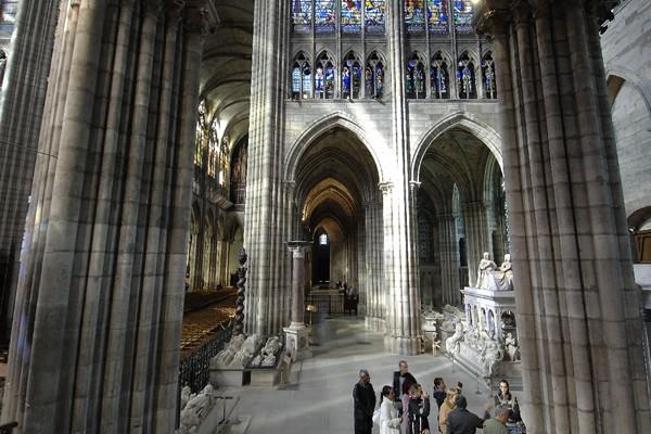 圣但尼圣殿 - 半日游 - 从巴黎出发的一日游