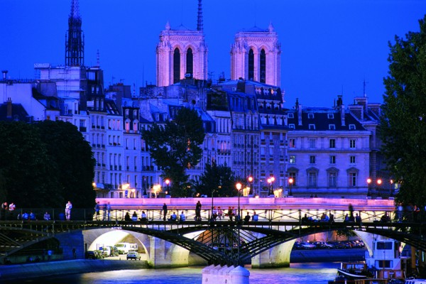 夜光之城 - 巴黎市区游 - 巴黎游