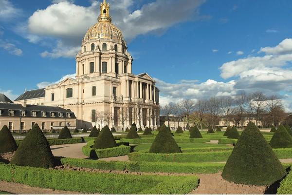 荣军院,巴黎军事博物馆,拿破仑墓 - 徒步游 - 巴黎游