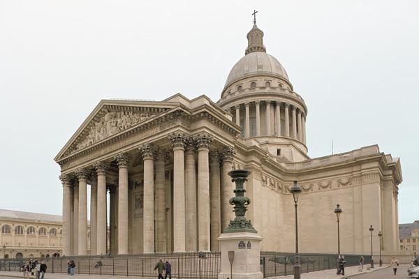 拉丁区,先贤祠,圣斯德望堂,卢森堡宫 - 徒步游 - 巴黎游