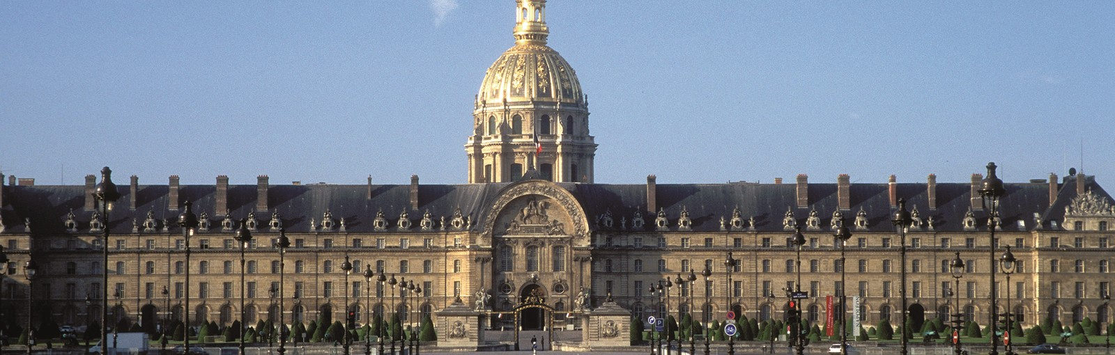 Tours 荣军院,巴黎军事博物馆,拿破仑墓 - 徒步游 - 巴黎游