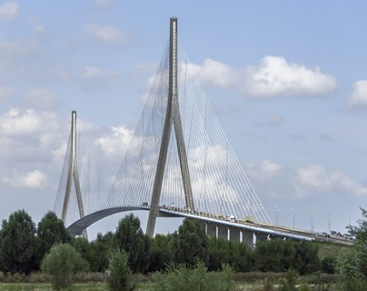 Le Havre Normandie bridge