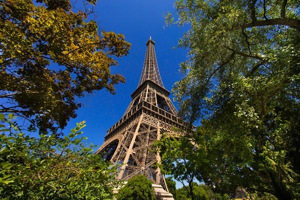 艾菲尔铁塔&方尖碑