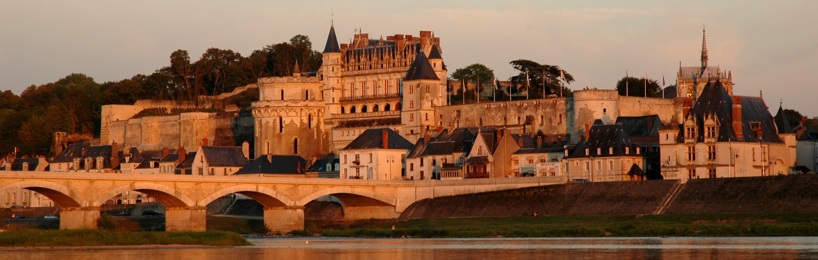 Tours 达芬奇和昂布瓦兹的葡萄酒 - 一日游 - 从巴黎出发的一日游