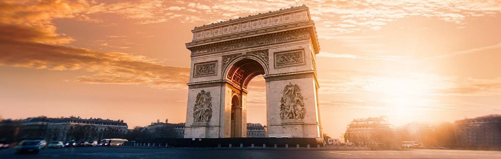 Tours 巴黎套餐游,魅力酒店两晚 - 巴黎游套餐 - 巴黎游