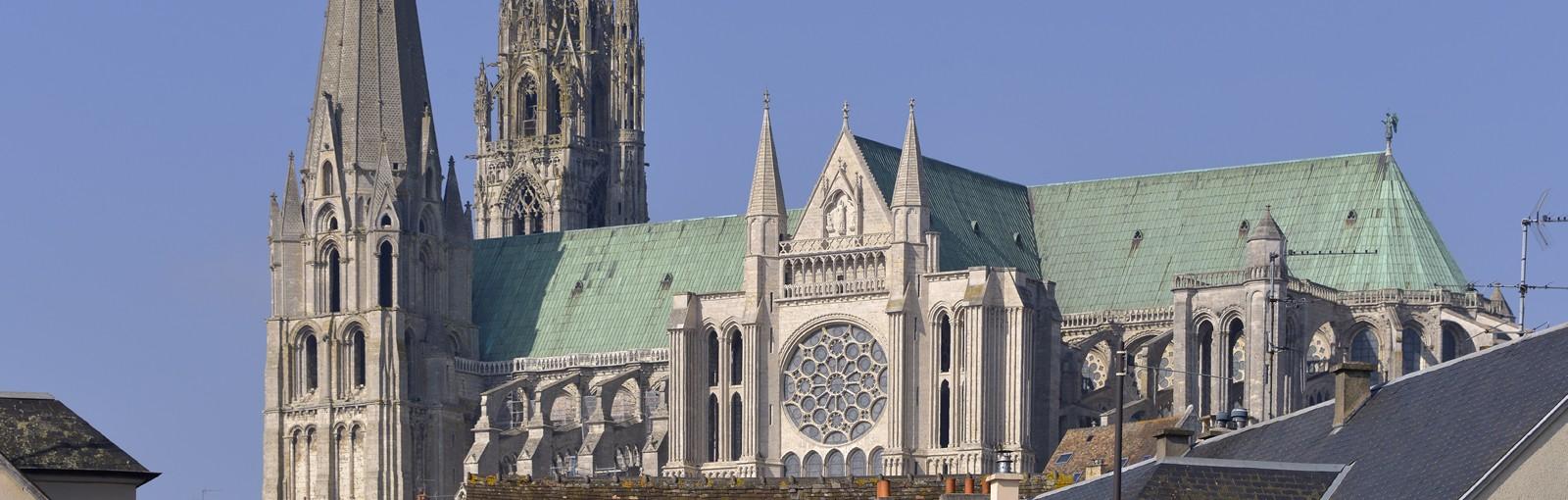 Tours 沙特尔Chartres - 半日游 - 从巴黎出发的一日游