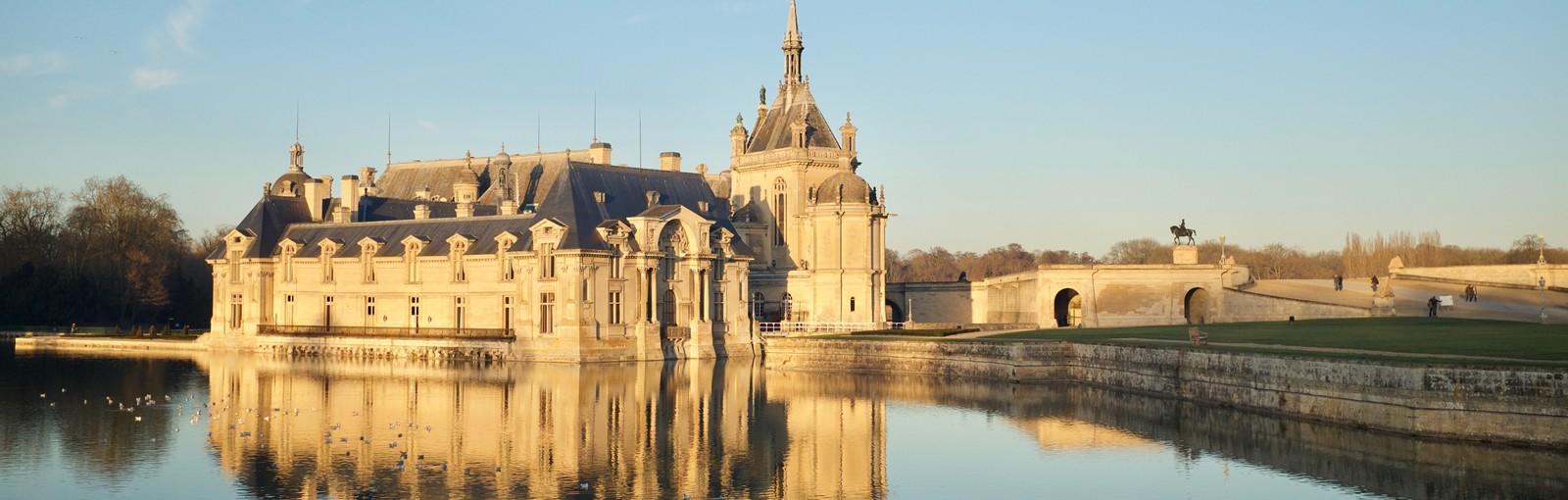 Tours 尚蒂伊城堡 - 半日游 - 从巴黎出发的一日游