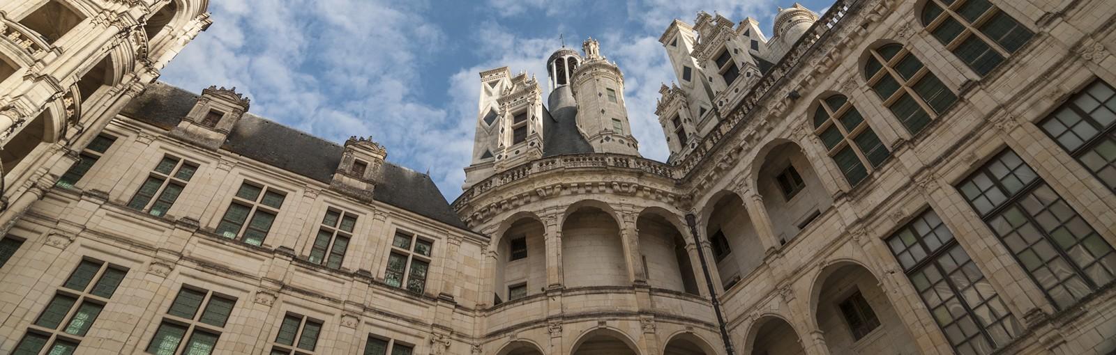 Tours 卢瓦尔河最著名的城堡群 - 卢瓦尔河谷 - 从巴黎出发的多日游