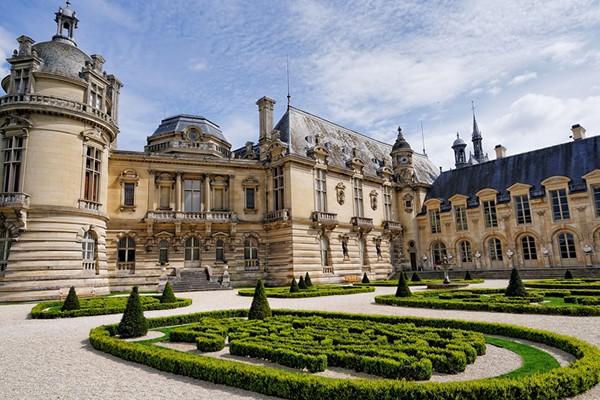 尚蒂伊城堡 - 半日游 - 从巴黎出发的一日游