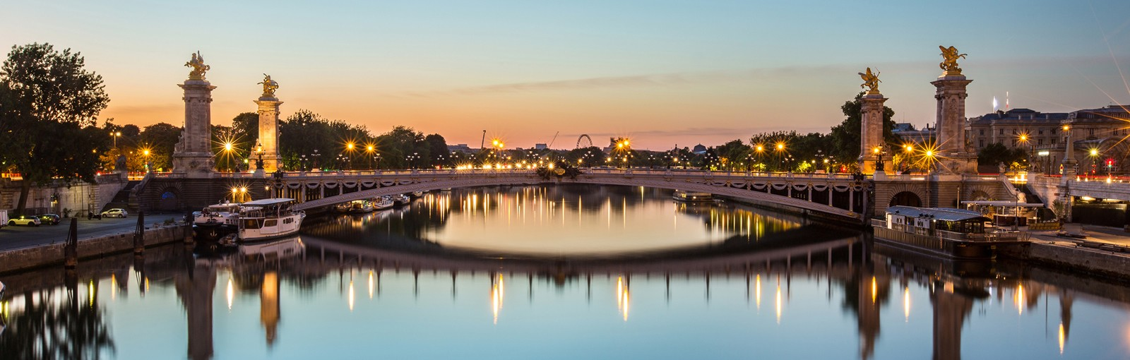 Tours 夜光之城 - 巴黎市区游 - 巴黎游