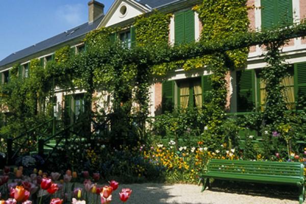 吉维尼小镇 - 半日游 - 从巴黎出发的一日游