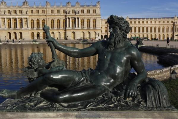 Giverny et Versailles