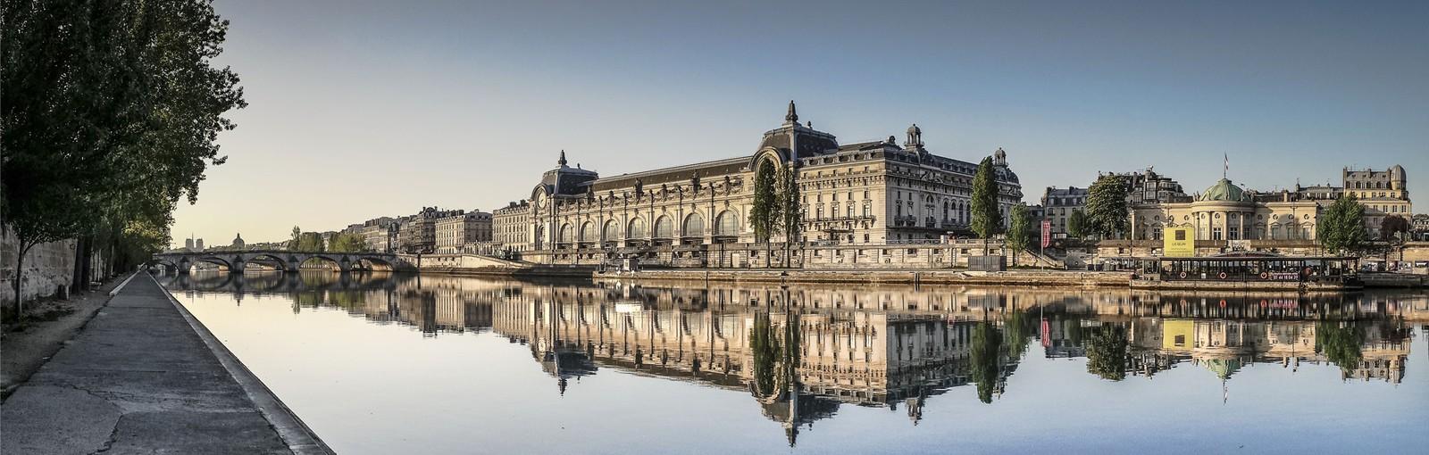 Tours 参观奥赛博物馆 - 博物馆参观 - 巴黎游