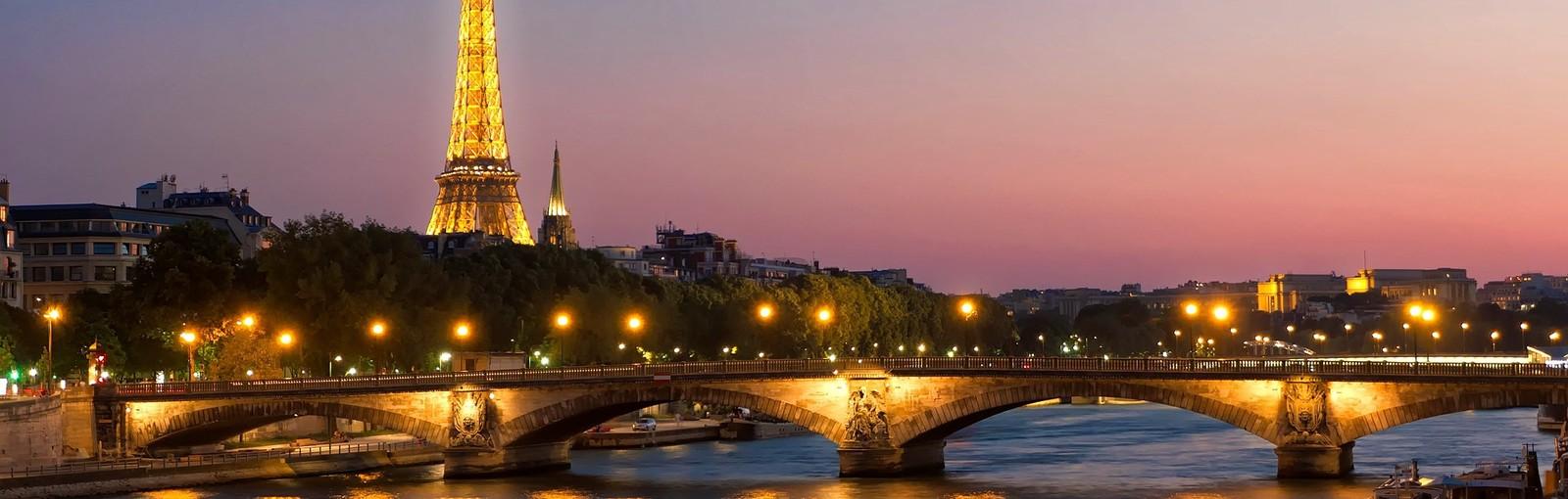 Tours 浪漫巴黎套餐 - 巴黎游套餐 - 巴黎游